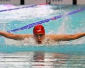 第十三届全国学生运动会游泳比赛 (4)