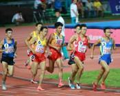第十三届全国学生运动会田径比赛照片 (5)
