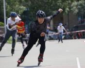2017陕西省大学生轮滑锦标赛 (4)