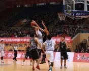 陕西省大学生篮球联赛及CUBA预选赛