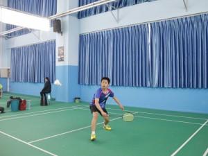 2017年陕西省中小学羽毛球比赛