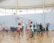 2017年陕西省大学生排球锦标赛