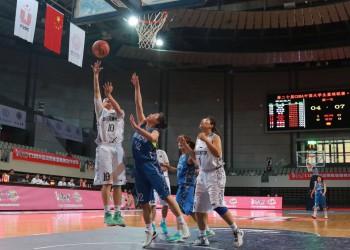 CUBA中国大学生篮球联赛女子24强赛在西电拉开战幕 (103播放)