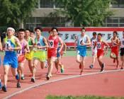陕西省第四十届大学生田径运动会 (4)