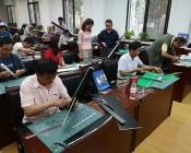 2018年陕西省校园航空创新素质教育培训班 (1)