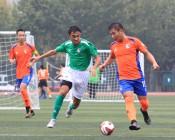 2018中国大学生男子五人制足球联赛(陕西赛区)