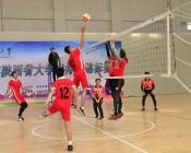 2018年陕西省大学生排球锦标赛