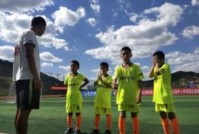 延安实验小学荣获延安市青少年校园足球U9市级冠军