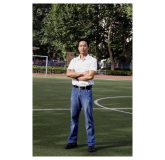 欧阳铮——做孩子运动、健康和快乐的领路人
